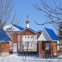 Строительство храма, Крыловская