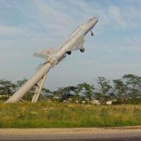 2014.06.08 | Самолёт МиГ-21ПФМ, Крымск, Крымск