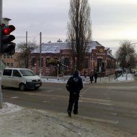ул. Ленина/ул. Синёва, Крымск