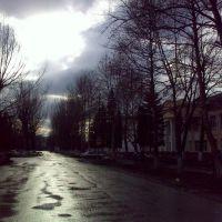 После дождя, Крымск