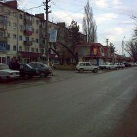 ул. Маршала Гречко, Крымск