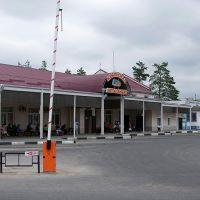 автостанция, Крымск