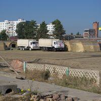 Штаб МЧС. После потопа 2012, Крымск