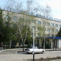 Гостиница Крымск, Крымск