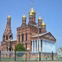 храм святого Иоанна Богослова, Кущевская
