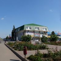 Кущёвская - центр - Июль 2011, Кущевская
