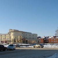 Кущёвская - 03.02.2012 г., Кущевская