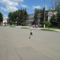 центр.площадь, Лабинск