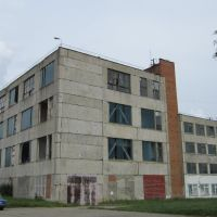 Заброшенная обувная фабрика, Лабинск