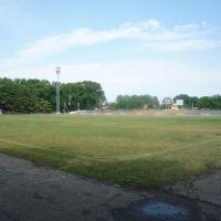Футбольное поле, Лениградская