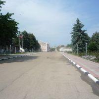 Октябрьская площадь, Лениградская