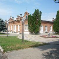 Музыкальная школа, Лениградская
