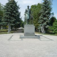 Памятник А.С. Пушкину, Лениградская