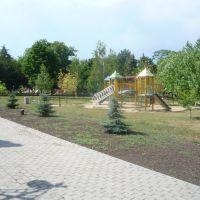 Детская площадка, Лениградская