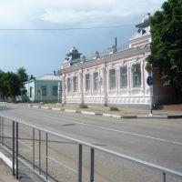 ул. Ленина, Лениградская