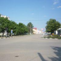 Перекресток, Лениградская