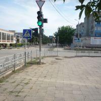 ул. Красная, Лениградская