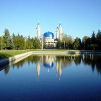 Мечеть - 23 октября 2004 г., Майкоп