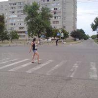угол улиц Пролетарской и Патриса Лумумбы, Майкоп