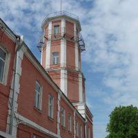 Старая пожарная каланча the old fire-tower, Майкоп