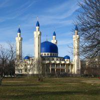 Соборная мечеть Адыгеи и Краснодарского края, Майкоп