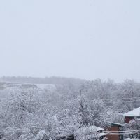 Снег на горе, Отрадная