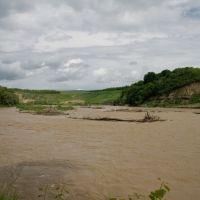 river Urup, Otradnaya, Krasnodarskiy Kray (Russia), Отрадная
