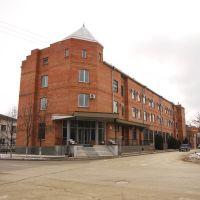 здание налоговой, Отрадная