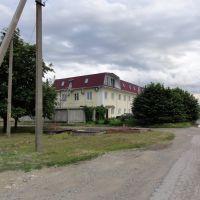 2014.06.14 | Гостиница «Промжелдортранс», Павловская, Павловская