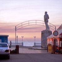 центральная набережная, Приморско-Ахтарск