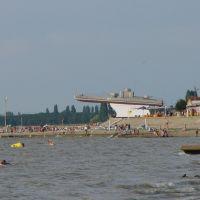 Памятник морскому десанту, Приморско-Ахтарск