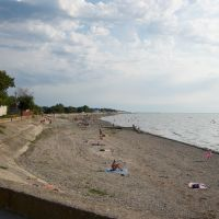 пляж Приморско-Ахтарск, Приморско-Ахтарск