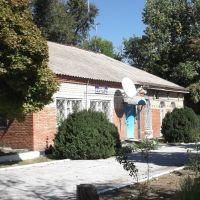 Станция Ахтари / Station Ahktari, Приморско-Ахтарск
