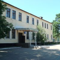 Средняя школа № 43, Северская