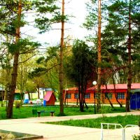Парк им. А. С. Пушкина, Северская