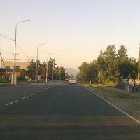 Вид на Собер, Северская