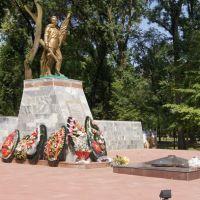 Памятник погибшим в ВОВ, Северская