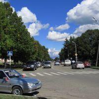 ул.Ленина, Северская