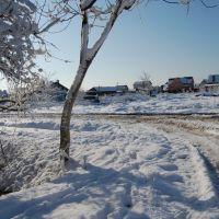 мартовский снег, Северская