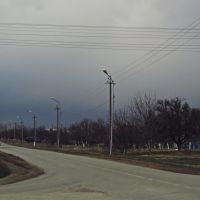Перекресток, Северская