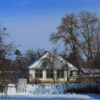 старый дом, Северская