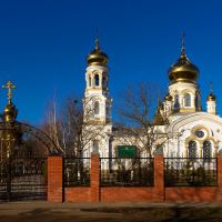 Свято-Успенский храм, Славянск-на-Кубани