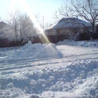 Зимний день, Староминская