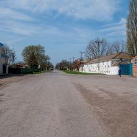 ул. Красина, Старощербиновская