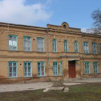 СШ №1 Начальная школа, Старощербиновская
