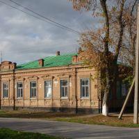 Здание РОСТО (ДОСААФ), Старощербиновская