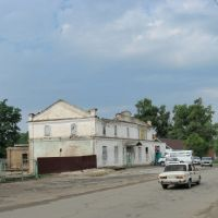 Бывшая мельница, Старощербиновская