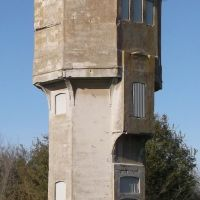 Старая водонапорная башня, Старощербиновская