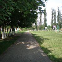 Школьный стадион, Тбилисская