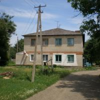 Двухэтажка на Дзержинского, Тбилисская
